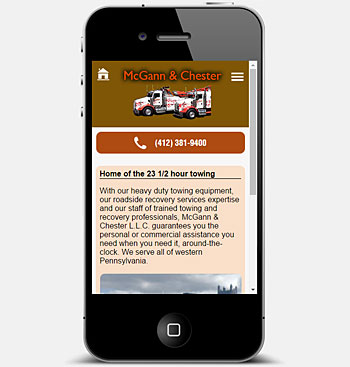 mobile websites design