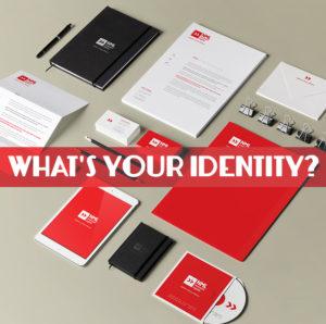 graphic design corporate identity